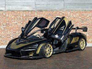 2019 McLaren Senna For Sale (picture 4 of 12)