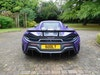 McLaren 600 LT Coupe - Spider Registration '600LT'