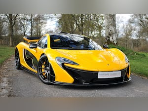 2014 McLaren P1 For Sale (picture 1 of 12)