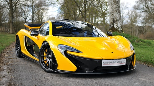 Picture of 2014 McLaren P1 For Sale
