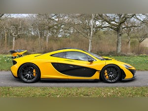 2014 McLaren P1 For Sale (picture 3 of 12)