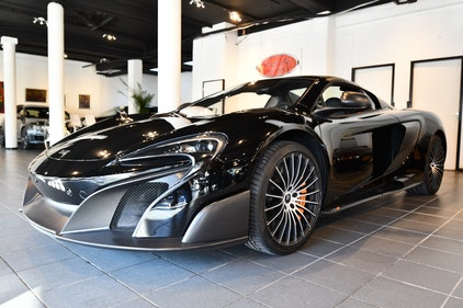 Picture of McLaren 675LT Spider 2016 For Sale by Auction