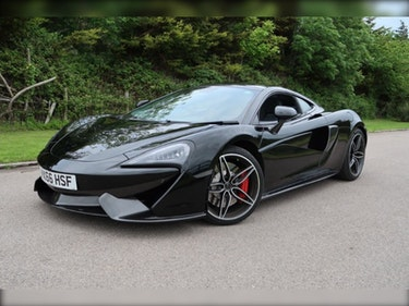 Picture of 2016 McLaren 570GT 3.8 3dr For Sale