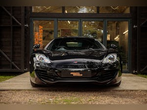 2011 MCLAREN MP4-12C // LOW MILEAGE // STEALTH PACK For Sale (picture 5 of 12)