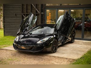 2011 MCLAREN MP4-12C // LOW MILEAGE // STEALTH PACK For Sale (picture 2 of 12)