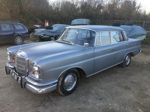 Picture of 1963 Mercedes 220S For Sale