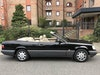 Immaculate W124 E220 Convertible FSH 50,000m The Best