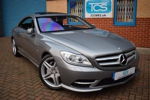 Picture of 2010 Mercedes CL500 AMG 4.7i V8 Twin-Turbo Coupe 7G Automatic SOLD