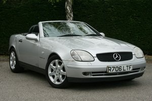 Picture of 1998 Mercedes Benz SLK 230 Kompressor Auto SOLD