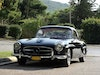 1961 Mercedes-Benz 190SL Coupe with Soft Top, Concours cond.