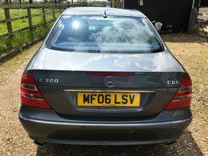 2006 Mercedes-Benz E320 CDI Sport Automatic For Sale (picture 4 of 6)