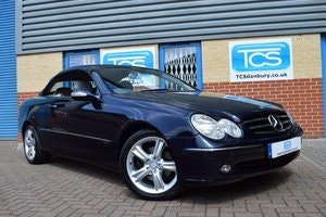 Picture of 2004 Mercedes CLK240 Convertible Automatic SOLD