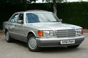 Picture of 1990 Mercedes Benz 300 SE Auto SOLD