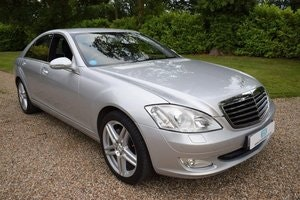 Picture of 2008 Mercedes S320 CDI Saloon 7-Speed Automatic  SOLD