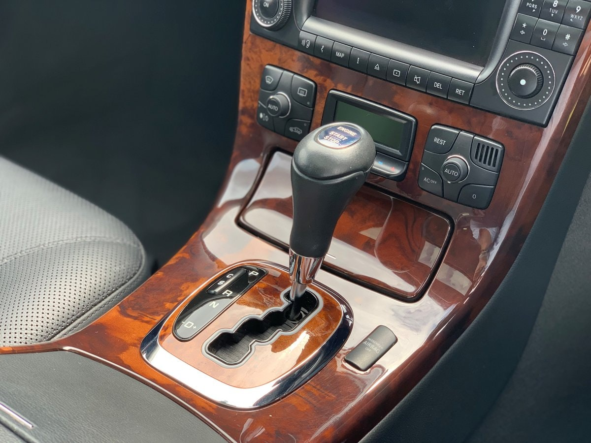 2003 Mercedes CL500, low mileage example with high spec SOLD (picture 6 of 6)