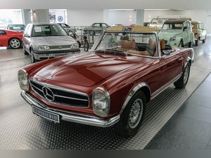 1968 Mercedes-Benz 280 SL Pagode For Sale (picture 1 of 6)