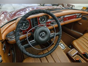 1968 Mercedes-Benz 280 SL Pagode For Sale (picture 5 of 6)