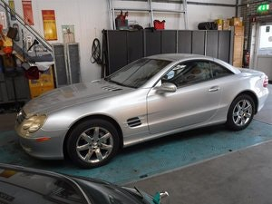 Picture of 2003 Mercedes 500SL '03 For Sale