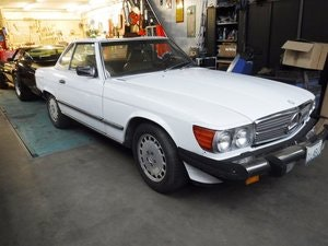 Picture of 1987 Mercedes Benz 560SL '87 For Sale