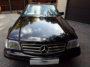 1995 Mercedes sl 320 r129  model For Sale (picture 2 of 6)