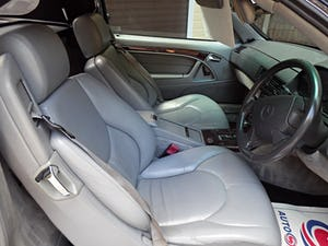 1995 Mercedes sl 320 r129  model For Sale (picture 5 of 6)