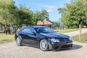 Picture of 2008 CLK AMG Black Series - Just 14900 miles SOLD
