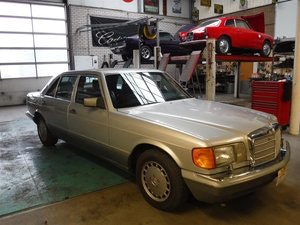 Picture of 1986 Mercedes Benz 420 SEL '86 For Sale
