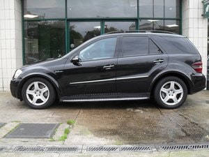 Picture of 2007 Mercedes Benz ML63 For Sale