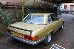 Picture of 1980 mercedes 450 sl 1979 restoration  , similar wanted