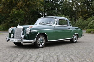Picture of 1959 The best Mercedes 220 SE Coupe (W128) Ponton available? For Sale