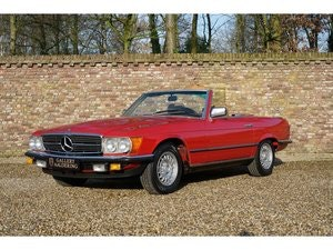 Picture of 1986 Mercedes Benz 280SL W107 For Sale