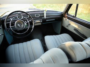 1962 Mercedes 180 D Ponton - fully restored, LHD For Sale (picture 3 of 4)