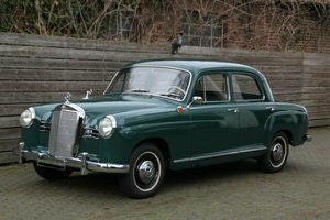 Picture of 1954 Mercedes-Benz 180 Ponton SOLD