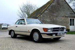 Picture of 1987 Mercedes SL 500 V5  For Sale