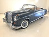 1959 Mercedes s 220 Cabriolet clean driver  $110k usd