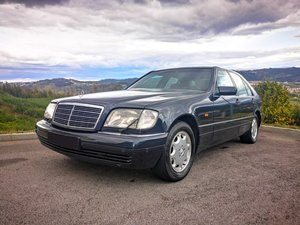 Picture of Mercedes W140 S320 - 1996 For Sale