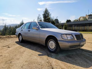 Mercedes W140 S320 - 1994 For Sale (picture 1 of 6)