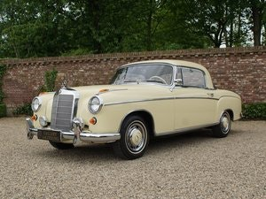 Picture of 1960 Mercedes 220 SE Ponton For Sale