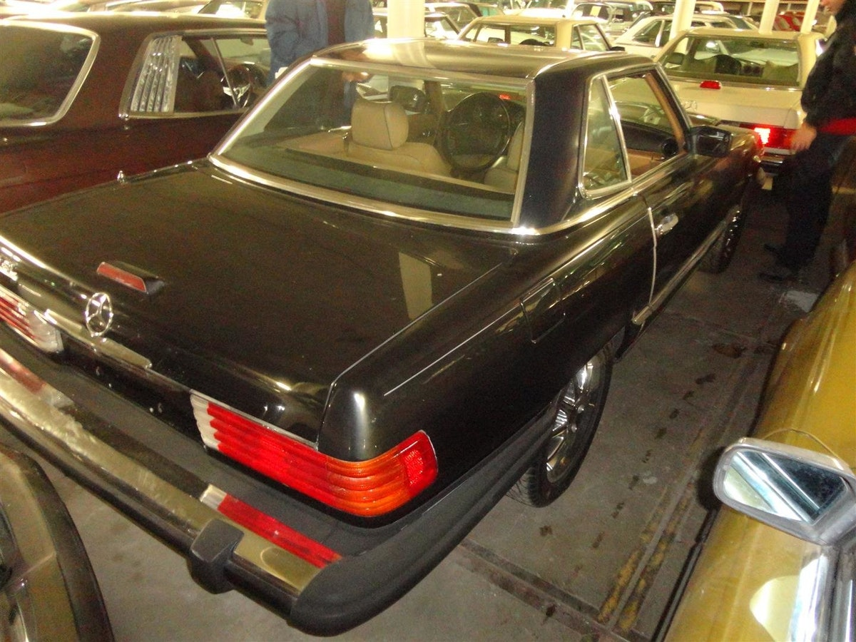 Mercedes Benz 560SL 1988 For Sale (picture 5 of 6)