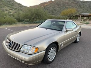 Picture of Mercedes Benz 600SL  6L / V12  1994 For Sale
