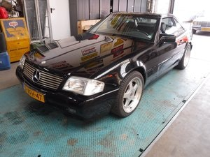 Picture of Mercedes-Benz 600SL V12 1993 For Sale
