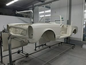 Picture of 1970 Ready to be painted W113 Mercedes Benz 280 SL Pagoda For Sale
