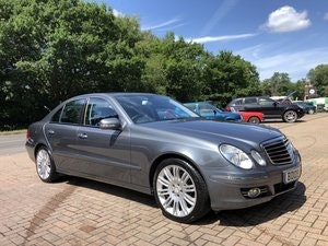 Picture of 2009 (09) Mercedes Benz E280 (3.0) CDi Sport G-Tronic For Sale