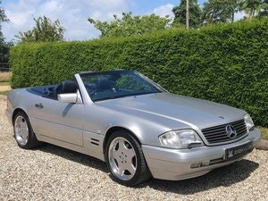 Picture of 1997 Mercedes SL320 R129 **Panoramic Roof, AMG Alloys, 3 Owners** SOLD