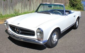 Picture of 1966 Mercedes Benz 230SL SOLD by Auction