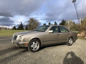 Picture of 1997 Mercedes-Benz E-420 SOLD by Auction