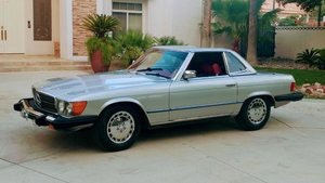 Picture of 1979 Mercedes-Benz 450SL Convertible SOLD by Auction