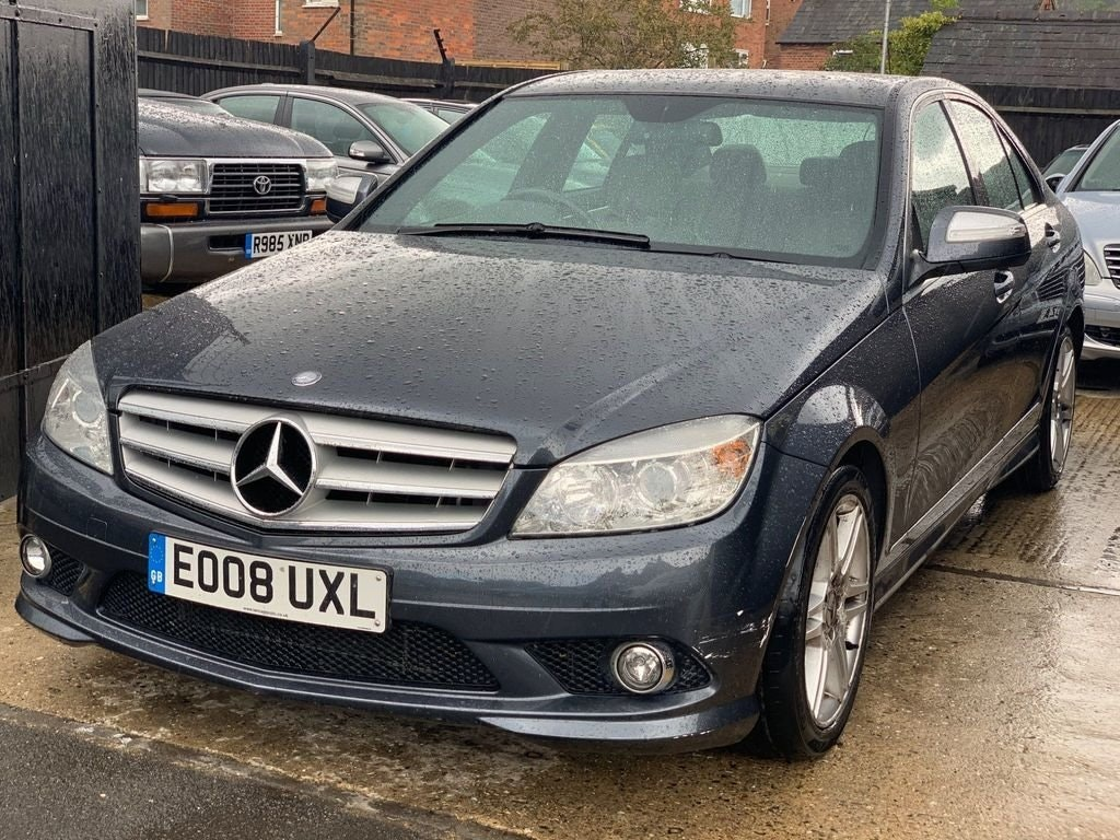 2008 Mercedes-Benz C Class 3.0 C280 Sport 7G-Tronic 4dr For Sale (picture 2 of 4)