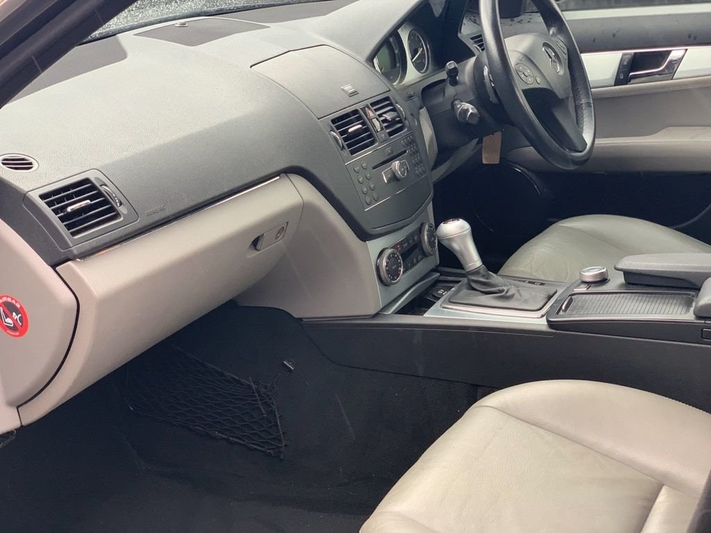 2008 Mercedes-Benz C Class 3.0 C280 Sport 7G-Tronic 4dr For Sale (picture 4 of 4)