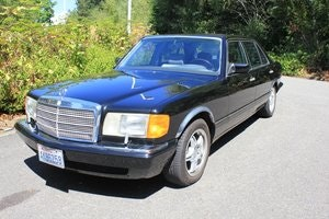 Picture of 1989 Mercedes-Benz 560 SEL SOLD by Auction
